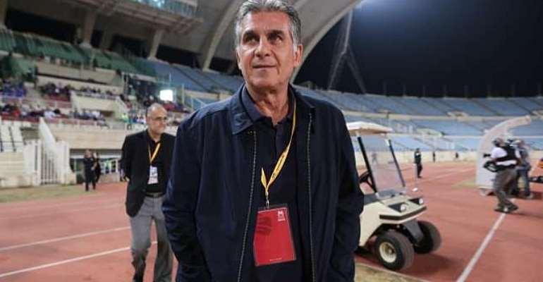 Iran assistant Salih resigns
