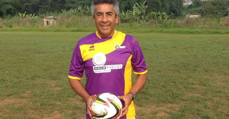 Medeama have not qualified yet, warns coach Paullet
