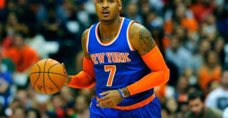 Carmelo Anthony impresses as Blake Griffin, Chris Paul star for Clippers