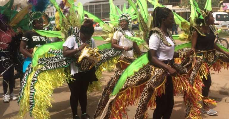 2015 Tourism carnival Held