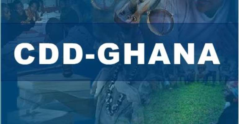 Ghana Centre for Democratic Development (CDD)