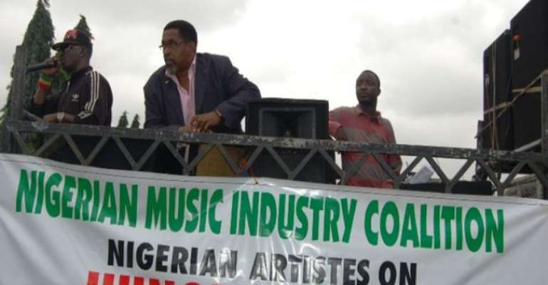 Musician Collapses As Colleagues Commence Hunger Strike