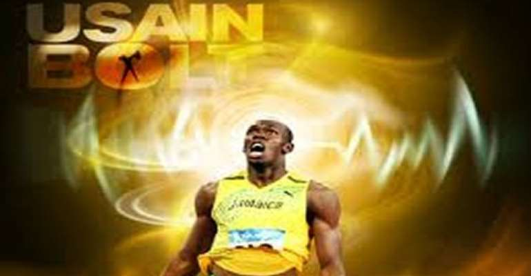 OLYMPICS LONDON 2012: Usain Bolt strolls into 200m final to defend second sprint title