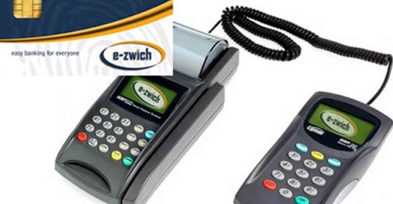 Money transfer to go directly onto e-zwich cards