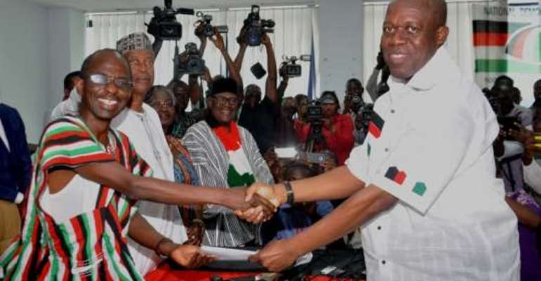 President Mahama is ready for internal contest - Veep