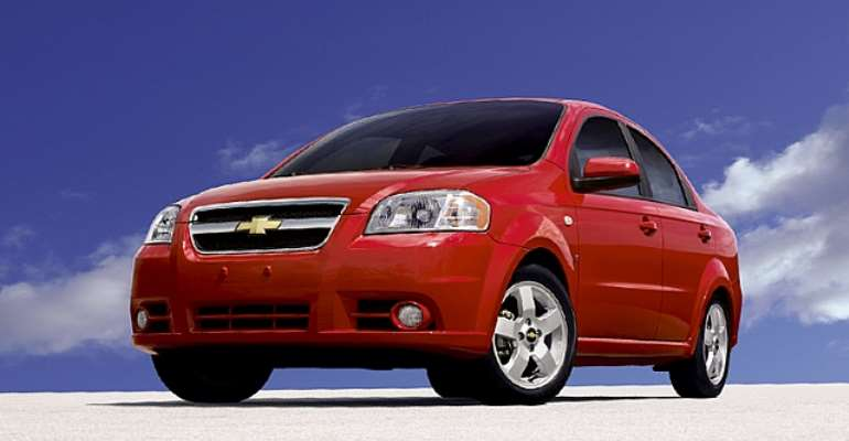 Africa Motors launches Chevrolet Aveo Automatic