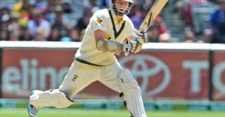 Ill health: Chris Rogers forced to sit out game due to colour blindness