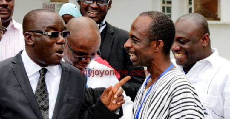 NDC, NPP urged to step back from continued polarisation