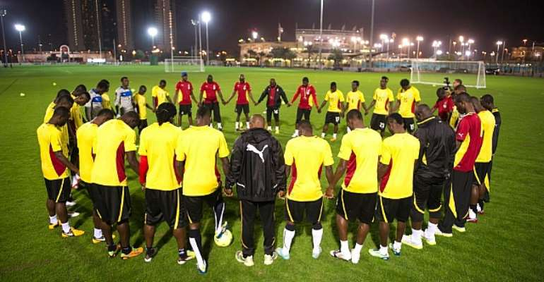 Exit One: Ghana Out Of Afcon