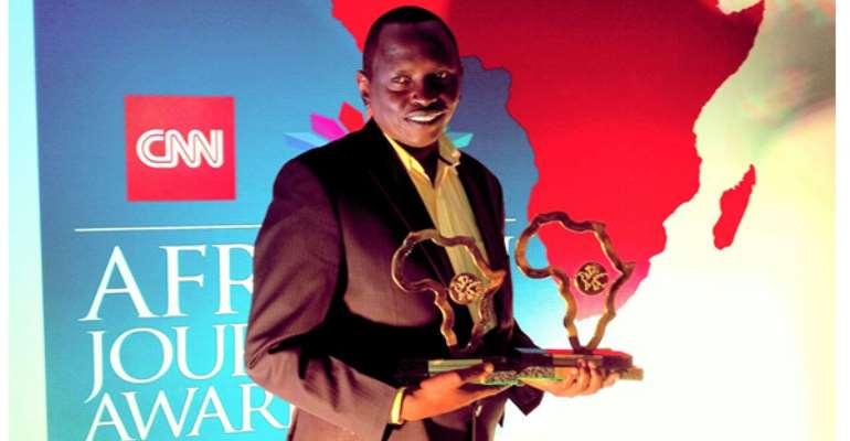 Kenyan Photo Journalist wins 2014 CNN Multi Choice African Journalist award
