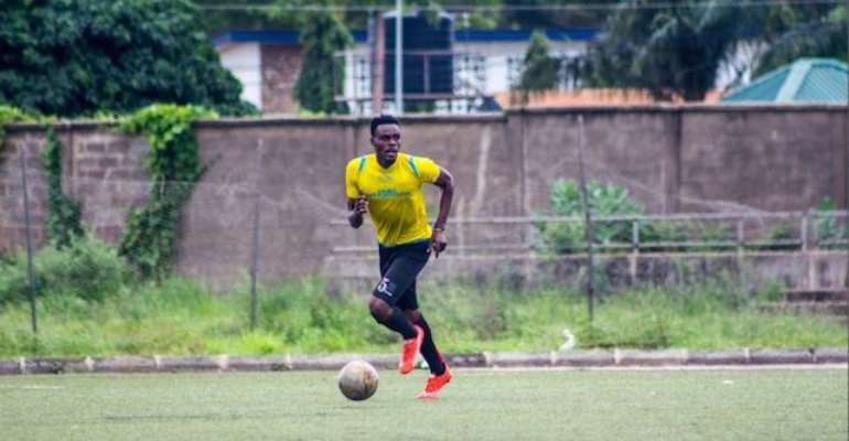 Dreams FC midfielder Michael Mensah yearns for Ghana Premier League debut