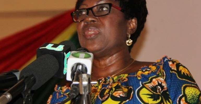 Dzifa Attivor under fire; but she defends statement