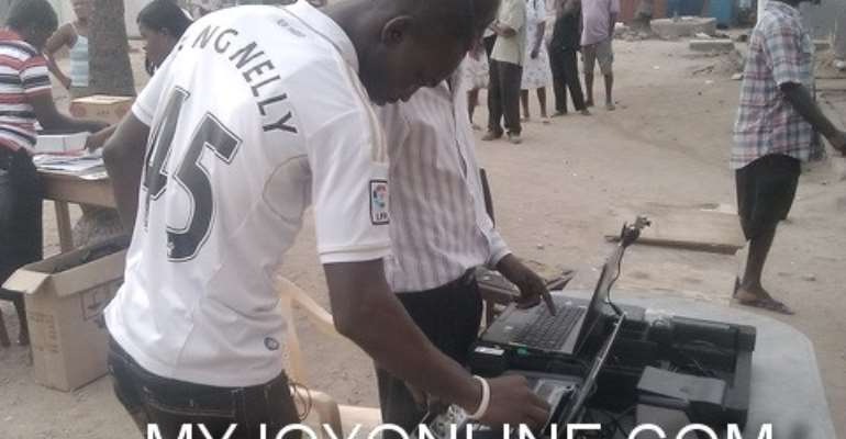 EC to test biometric verification devices Nov. 3 and 4