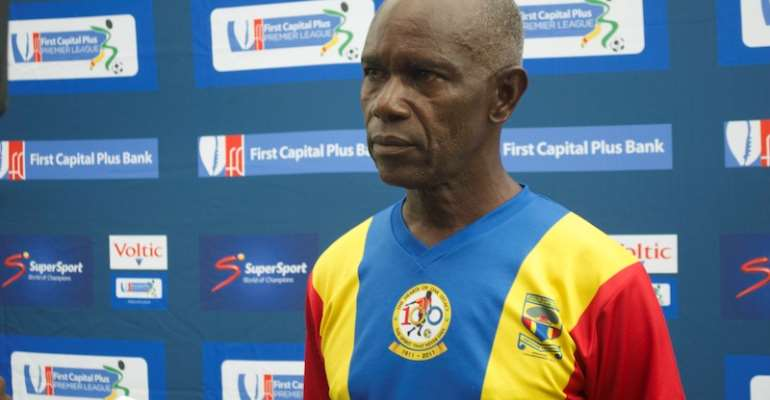 Herbert Addo is not happy with the Ghanaian media