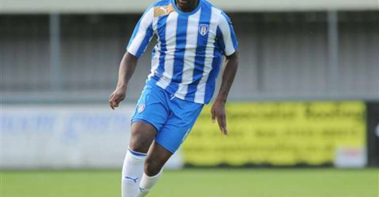 Colchester United say they will not appeal Daniel Pappoe's red card