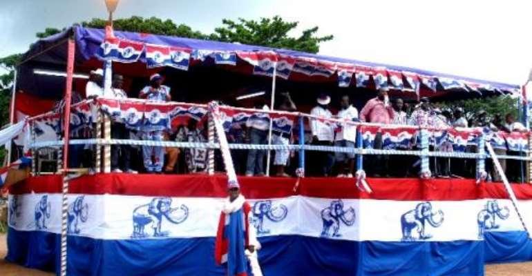 Vice President Calls On NPP To Respect Democracy