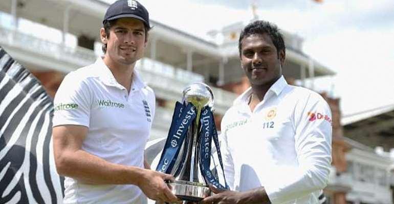 Angelo Mathews previews England Test series