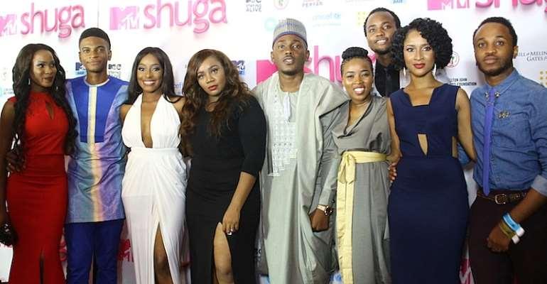 Lynxxx, Dakore Egbuson, Tee A, Olisa Adibua, Others Attend MTV Shuga 4 Premiere