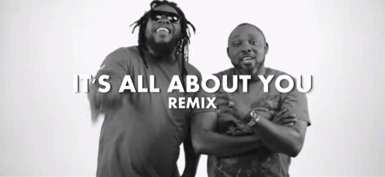 C-Strokes - All About You Ft. Mojo Morgan