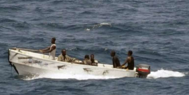 Oil pirates on Ghanaian waters