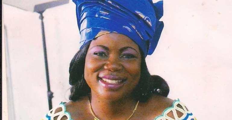 The Late Cynthia Nuworsu