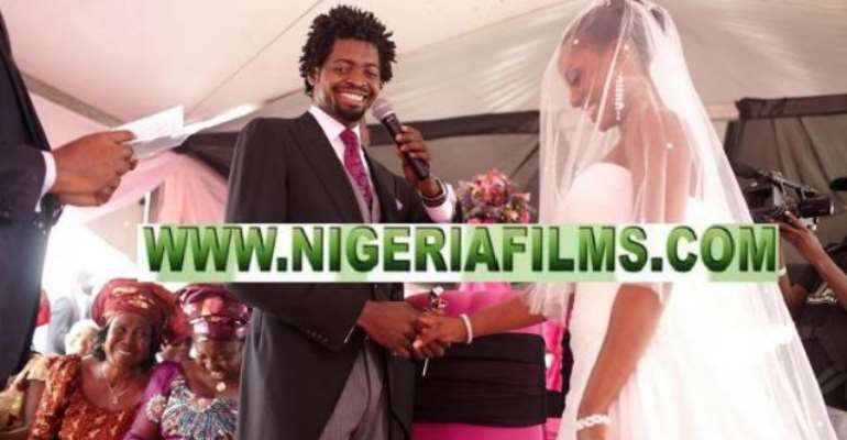 BETWEEN BASKETMOUTH AND WIFE(UZOMA)