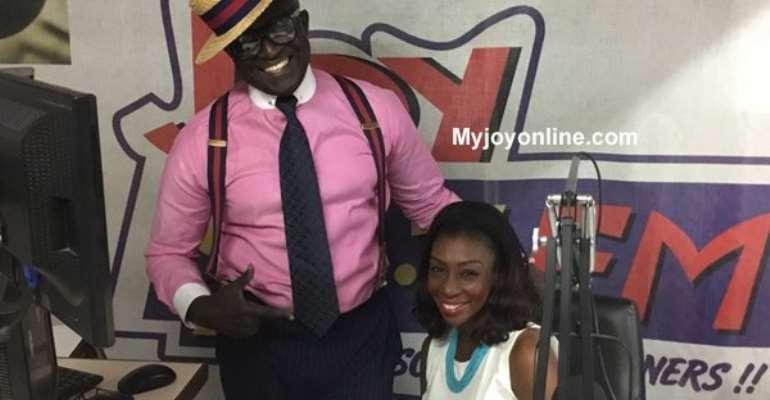 KKD takes over Cosmopolitan Mix on Joy FM