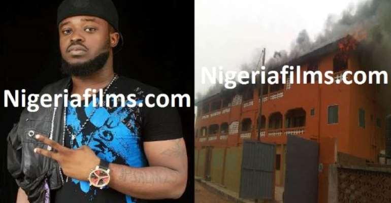 Breaking News: Nigerian Musician Don Saint Narrowly Escapes Death