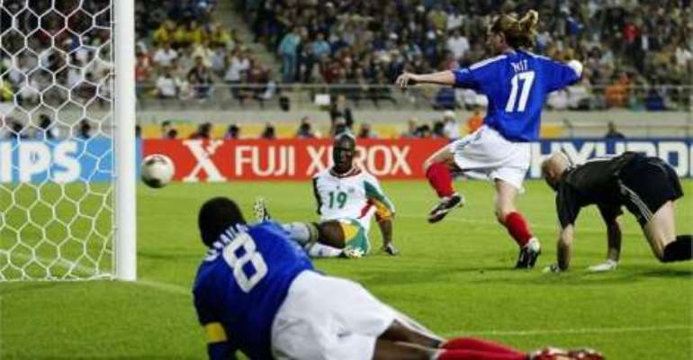 Today in history: Senegal shock holders France in 2002 World Cup opener