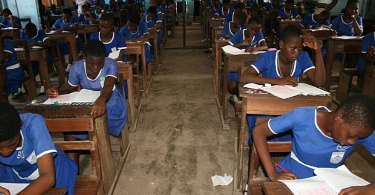 Nkoranza South District Director of Education lauds local headmasters