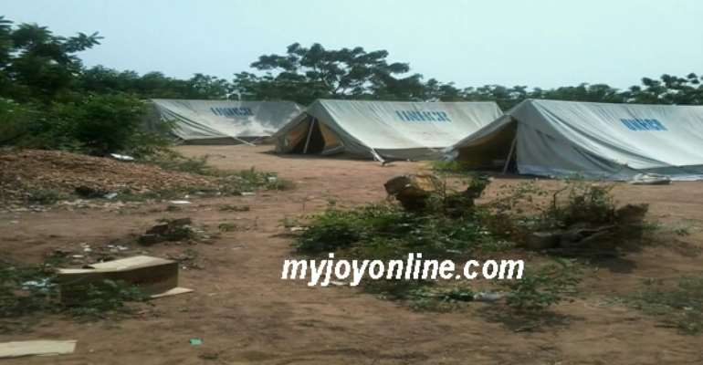 NADMO appeals for support for victims of TDC demolition exercise