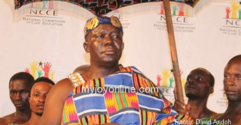 Otumfuo Osei Tutu II is Africa's 5th richest King; worth $10m