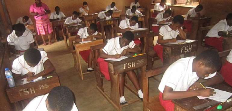 Parents contributing to low standard of education in Akyemmansa