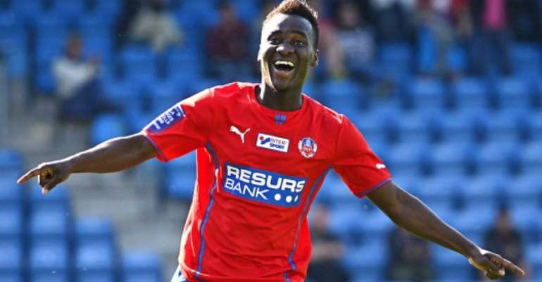 David Accam: Ghana attacker insists he has not signed for Chicago Fire but knows next destination