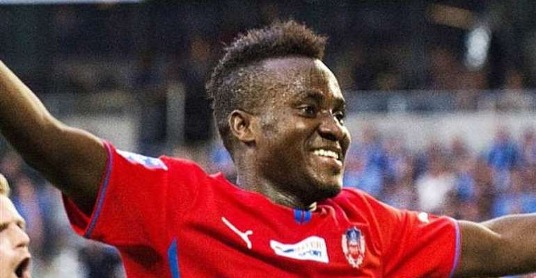 Swedish side Helsingborg sign quintet as David Accam replacement