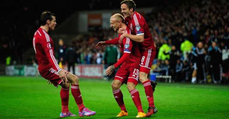 Harvest time: David Cotterill: Wales benefiting from Gary Speed legacy
