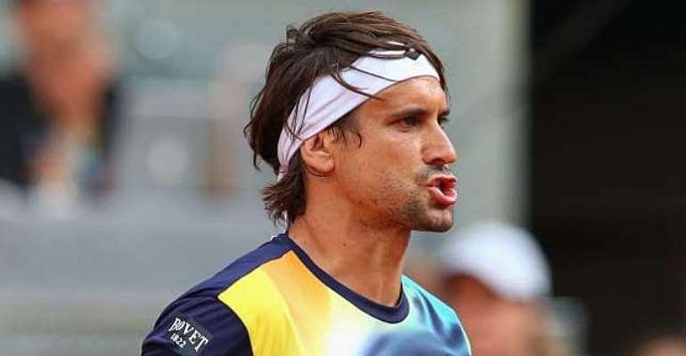 David Ferrer beats Simone Bolelli in French Open second round