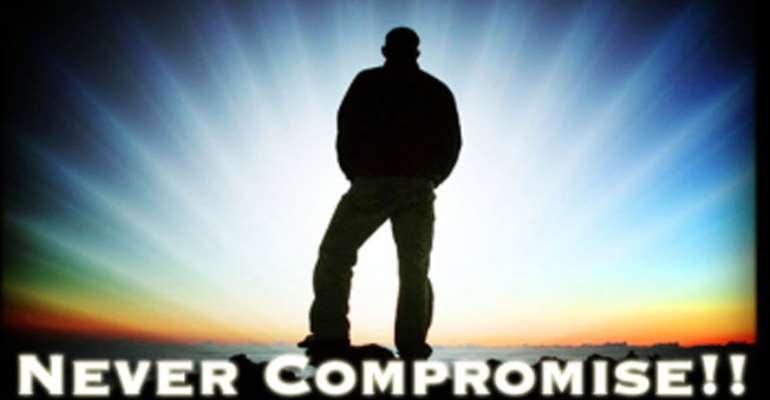 devotion never compromise