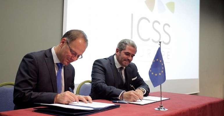 ICSS Europe Strengthens Links With European Union