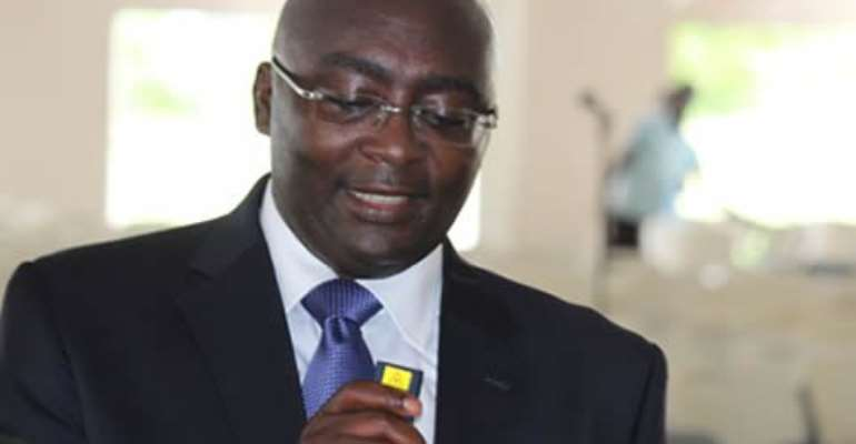 Finance Ministry demands Bawumia retraction, apology for comments on economy