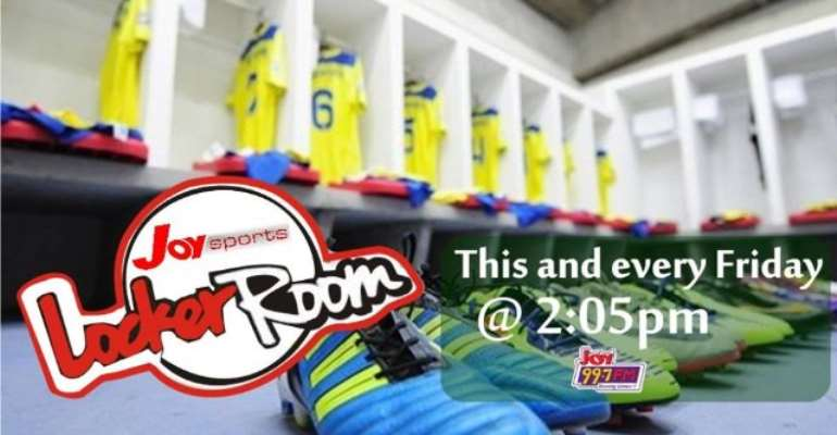 AUDIO: Joy Sports Locker Room
