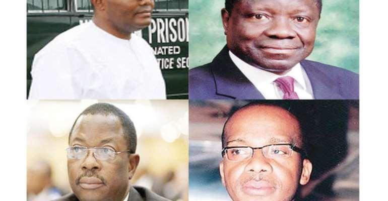 EFCC rearrests former bank chiefs, directors