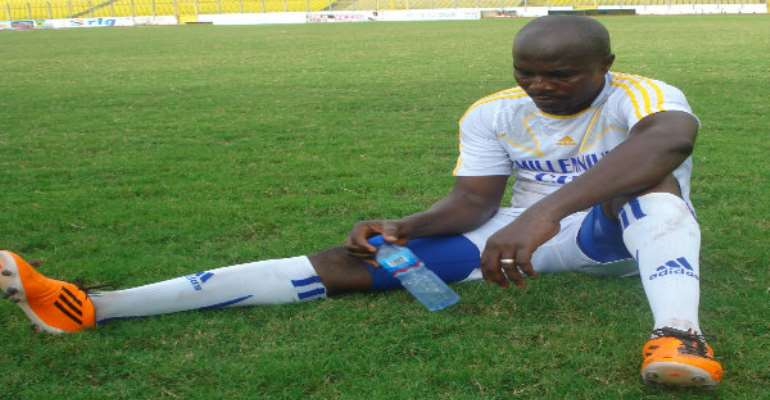 Armah Senegal: Support Appiah ahead of Brazil World Cup
