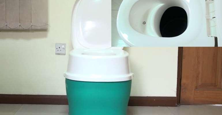 Portable toilet facility to the rescue?