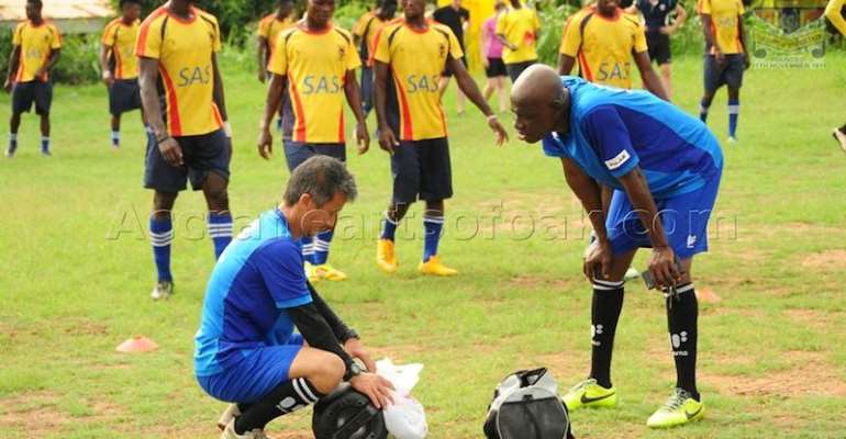 Hearts coach satisfied with condition of players after camp break