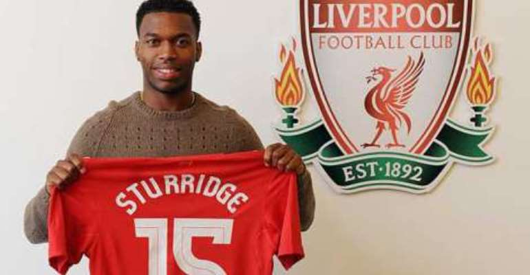 Today in  history: Liverpool sign Daniel Sturridge from Chelsea