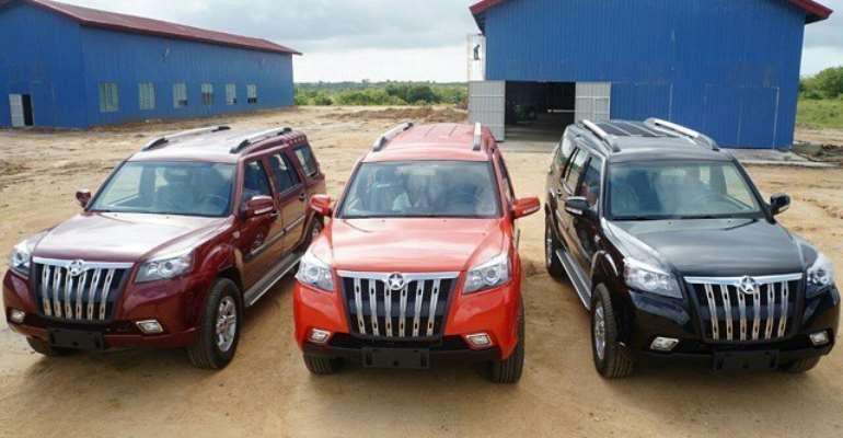 Kantanka Cars Made In Ghana -A Brain Child Of Apostle Sarfo