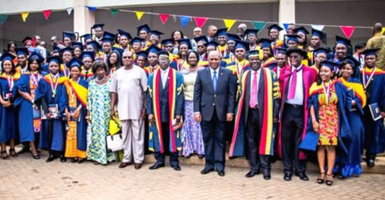 President commends Airtel for supporting UCC Medical School