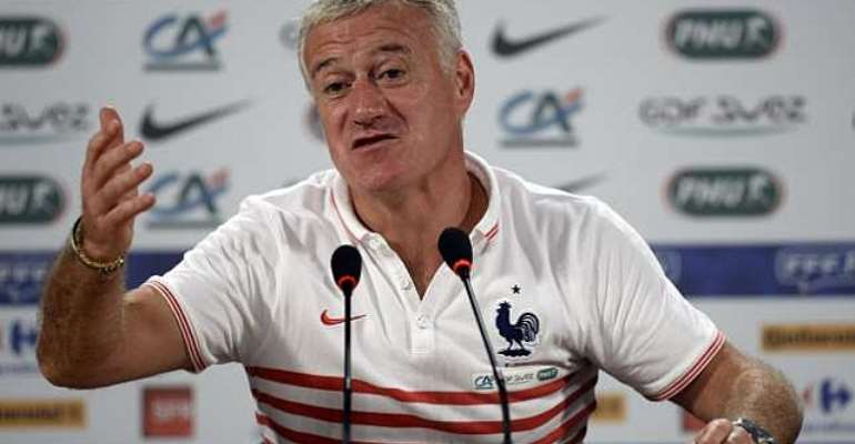 Didier Deschamps: Quarter-finals a success for France