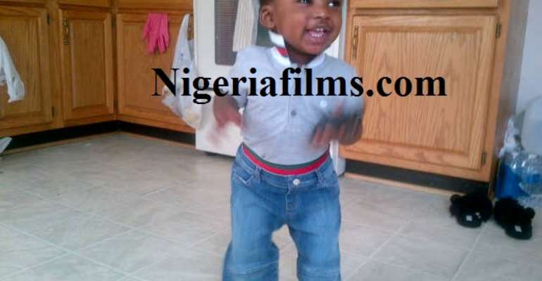 2baba's last born turns one year old today exclusive